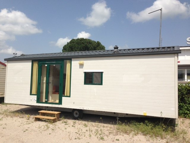 SHELBOX VENEZIA MOBILE HOME 8,00x3,00 MQ