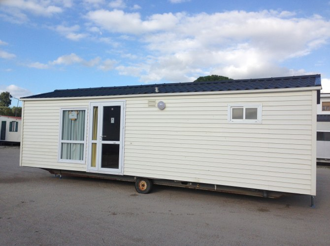 SUN ROLLER VERONA MOBILE HOME 9,00x3,00 MQ WITH TERRACE