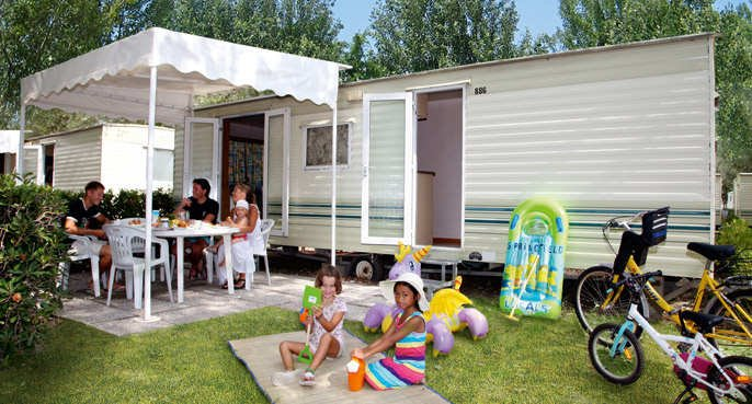 WILLERBY MOBILE HOME 8,00x3,00 MQ