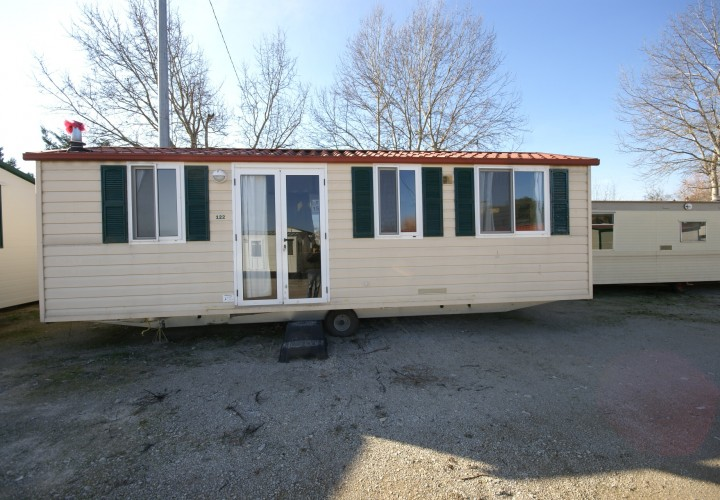 SHELBOX ISOLA MOBILE HOME 8,00x3,00 MQ
