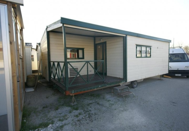 DOUBLE MOBILE HOME ICB 7,50x5,00 MQ
