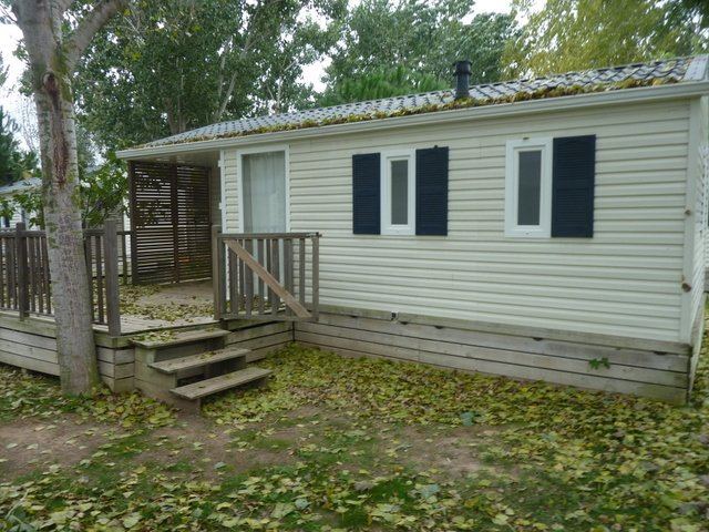 PACIFIQUE LOUISIANA MOBILE HOME 8,00x4,00 MQ