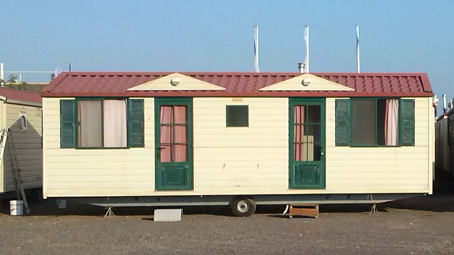 SHELBOX HOTEL MOBILE HOME