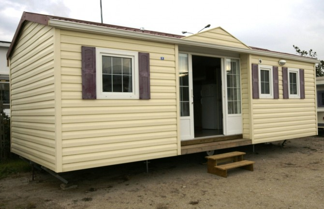 WATIPY TEXAS MOBILE HOME 8,00x4,00 MQ