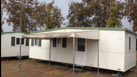 BURSTNER MOBILE HOME 8,00x3,00 MQ