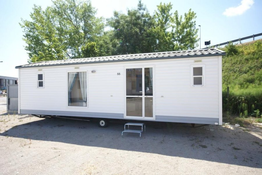 Case Mobili Prezzi : Casa mobile sun roller eva springs case mobili