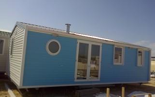 Casa mobile coibentata O'HARA 884