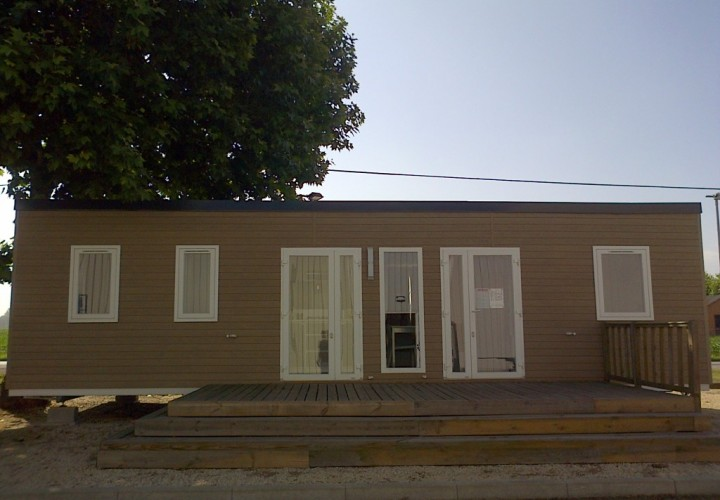 MOBILE HOME IRM APOLLON RIVIERA 10,65x4,00 MQ