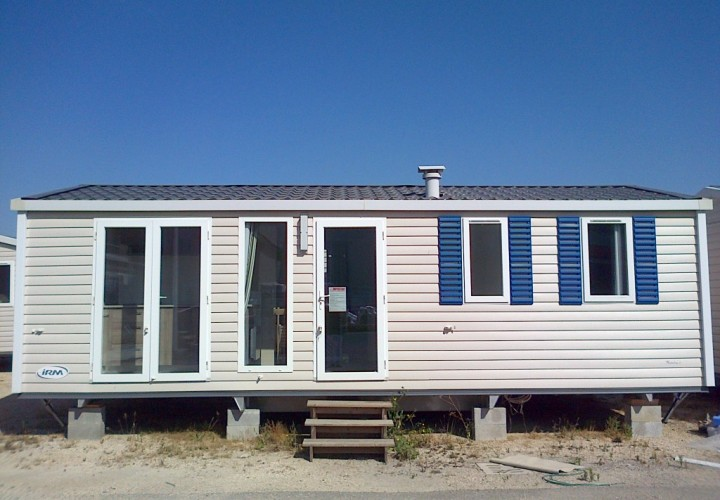 MOBILE HOME IRM RIVIERA 3 FRANCESE 8,64x4,00 MQ