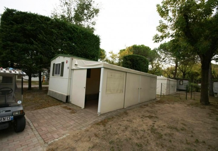 BURSTNER MOBILE HOME 8,20x3,00 MQ