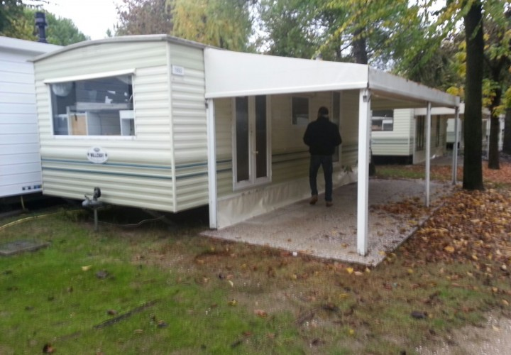 CASA MOBILE WILLERBY 7,80x3,00 MQ