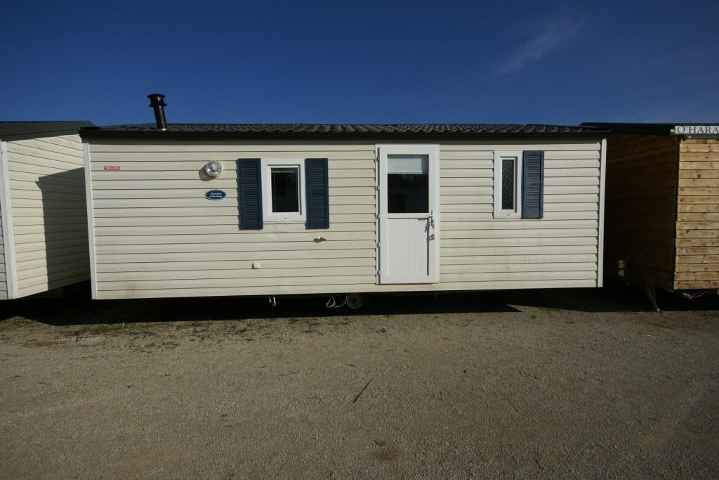 Casa mobile trigan 2ch 7 50x4 00 4springs case mobili - Case mobili in legno prezzi ...