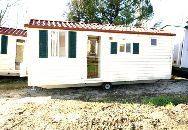 SHELBOX CONT. MOBILE HOME 6,60x3,00 MQ