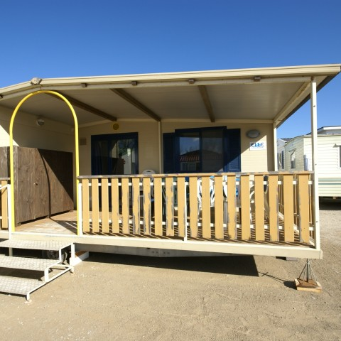 SHELBOX DOUBLE MOBILE HOME 8,00x5,00 MQ