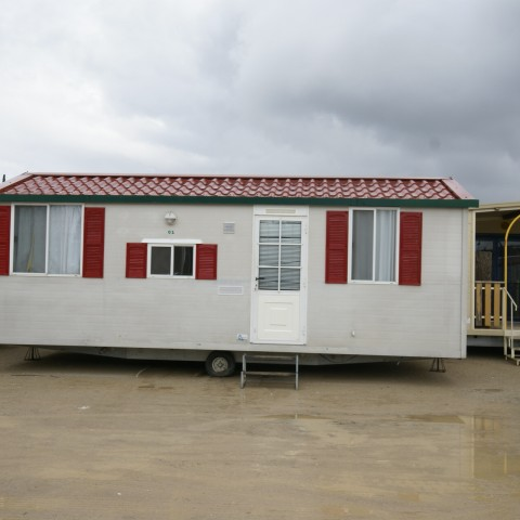 USED MOBILE HOME MODEL SHELBOX ISOLA 7,10x3,00 MQ