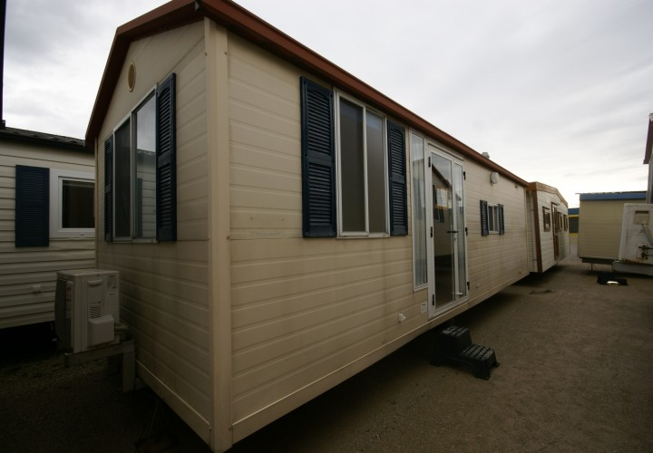 SHELBOX CANV MOBILE HOME 8,00x3,00 MQ