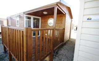 Case mobili in legno