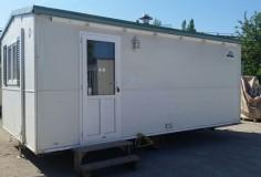 Casa mobile usata Burstner 1