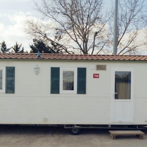 CASA MOBILE USATA BURSTNER INTERNATIONAL 8,50X3