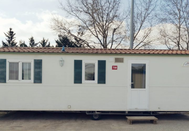 CASA MOBILE USATA BURSTNER INTERNATIONAL 8,50X3