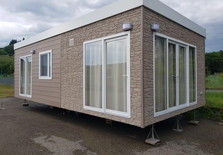 Case mobili occasioni nuovo e usato case su ruote case for Casa mobile in legno