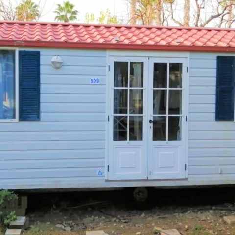 Casa Mobile Usata Shelbox Riva XL 8x4