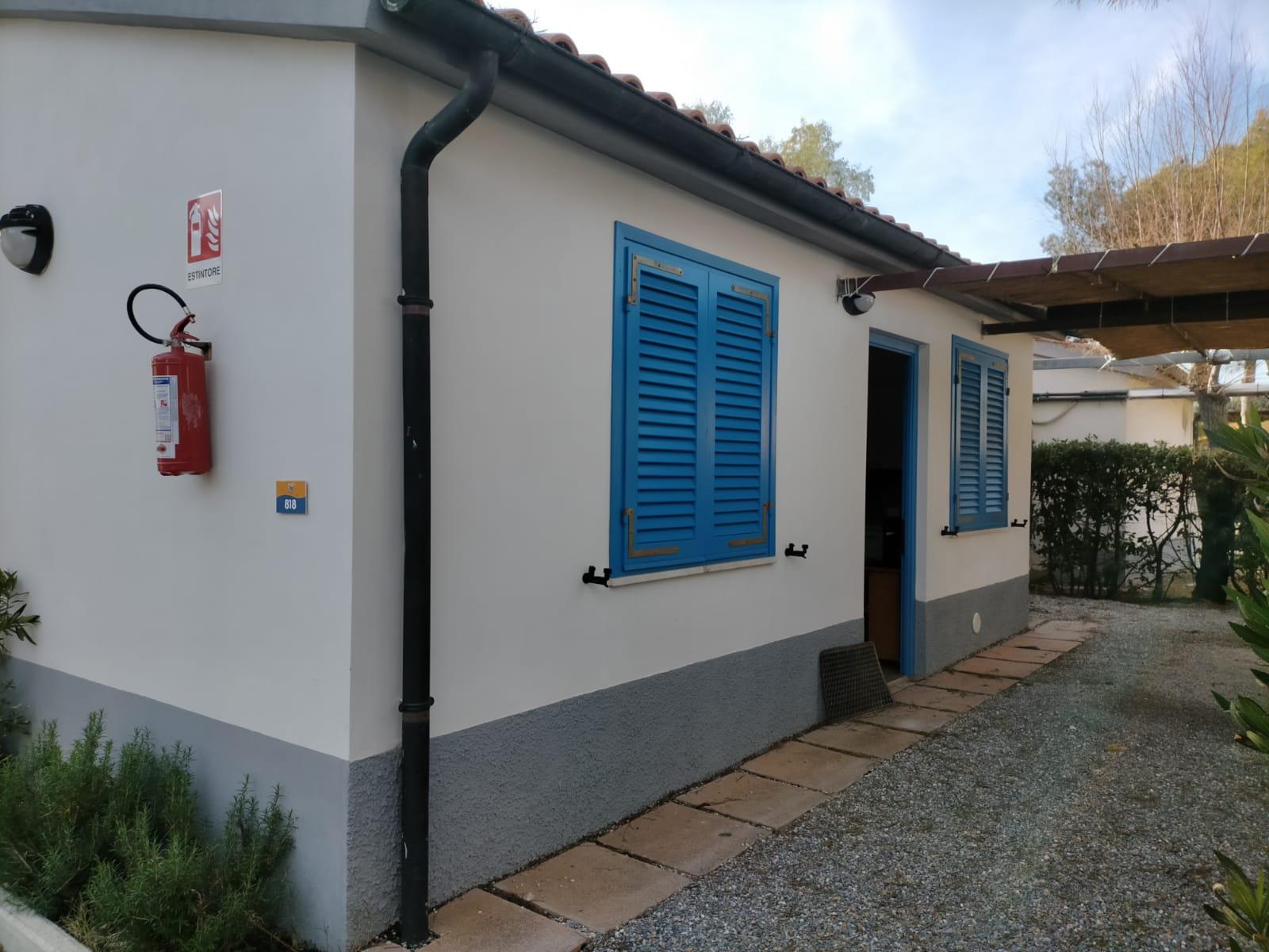Bungalow in muratura Toscana mare